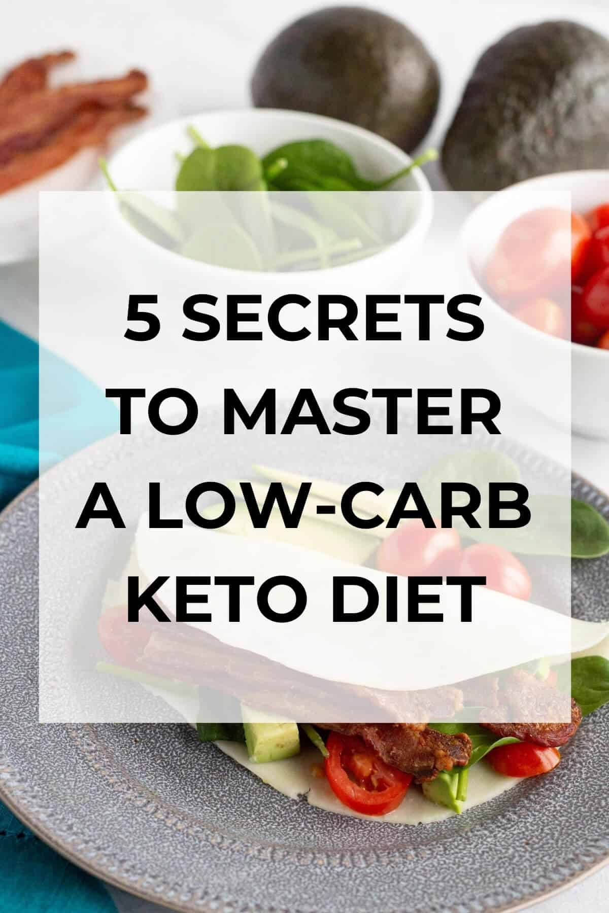 best tips to master keto diet