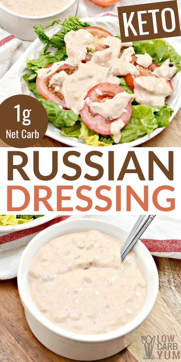 russian salad dressing recipe