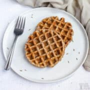 rye bread chaffle keto recipe