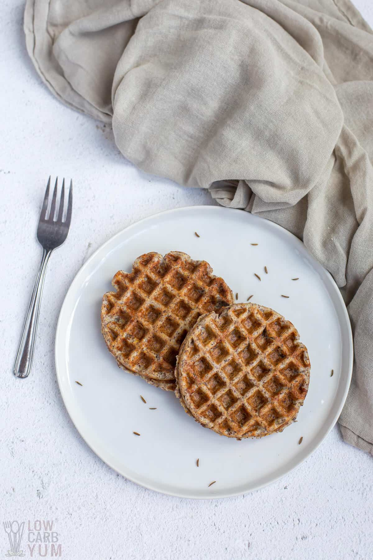 rye bread chaffle recipe keto