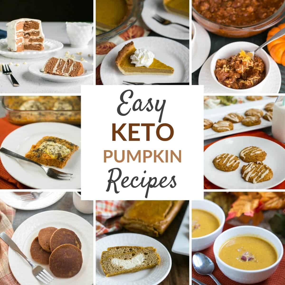 easy keto pumpkin recipes