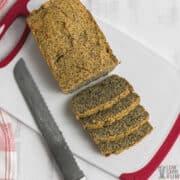 keto flax meal bread recipe