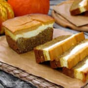 pumpkin orange cheese bread