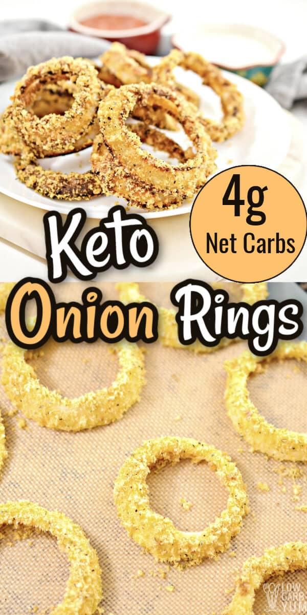 gluten free keto onion rings