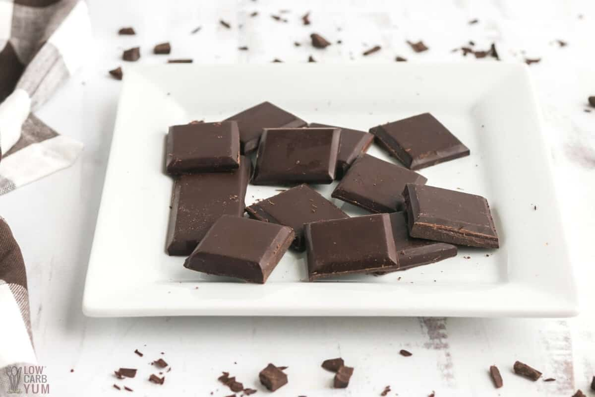 low carb keto chocolate bar recipe