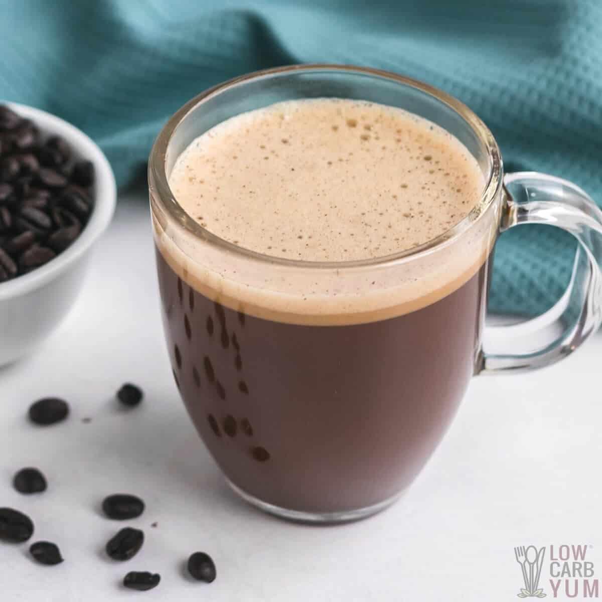 bulletproof coffee recipe keto featured image
