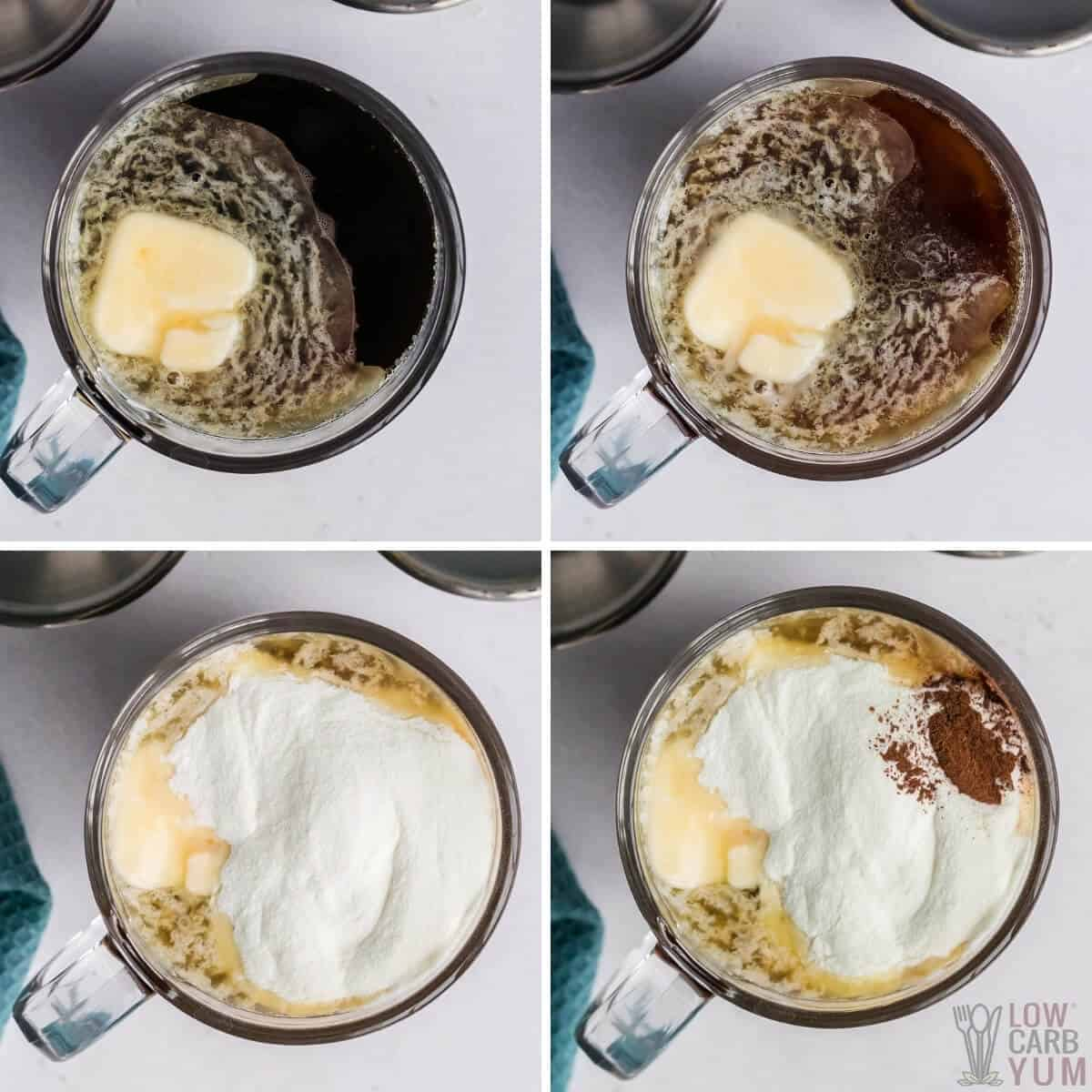 steps on how to make bulletproof coffee