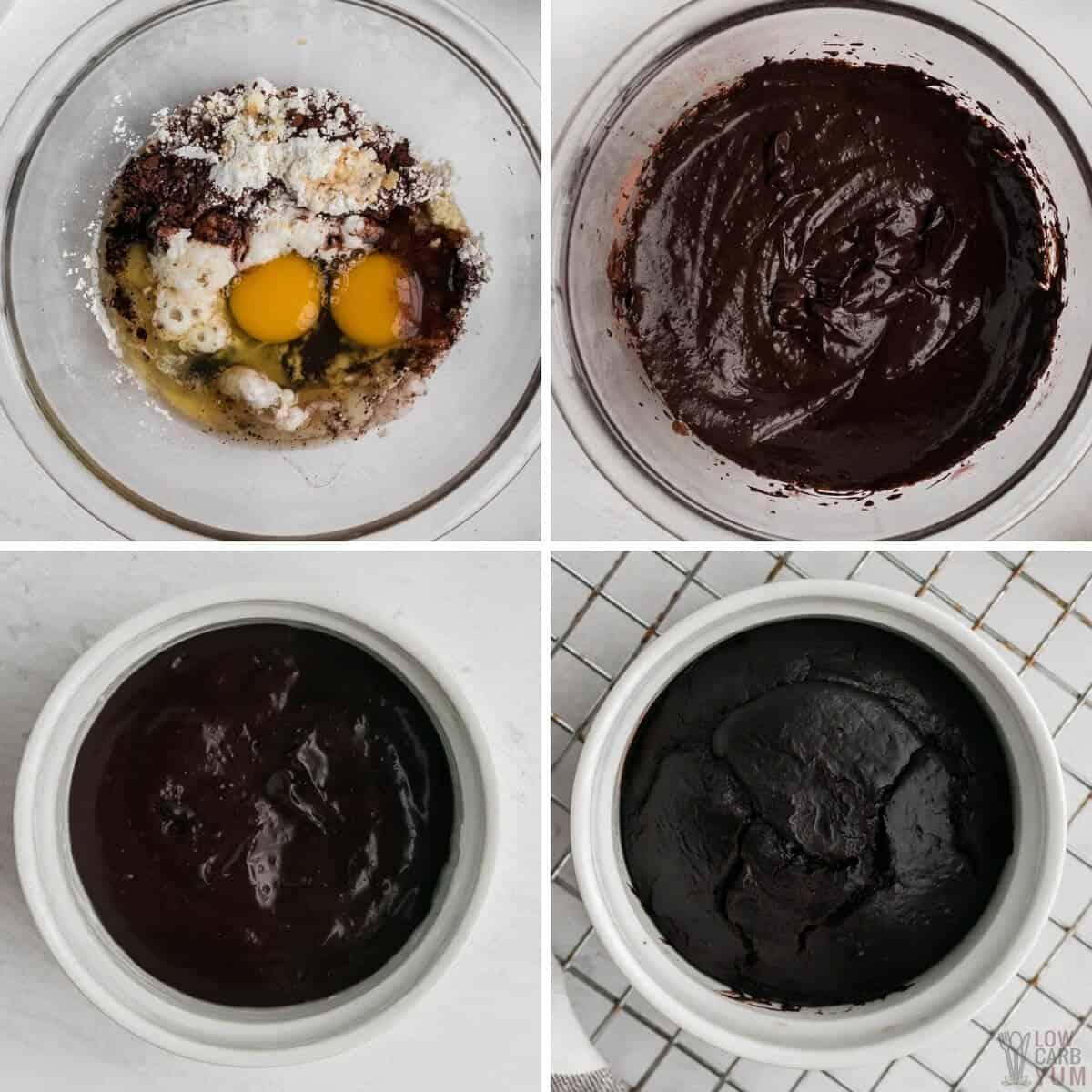 recipe steps