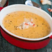 lobster bisque soup featured image
