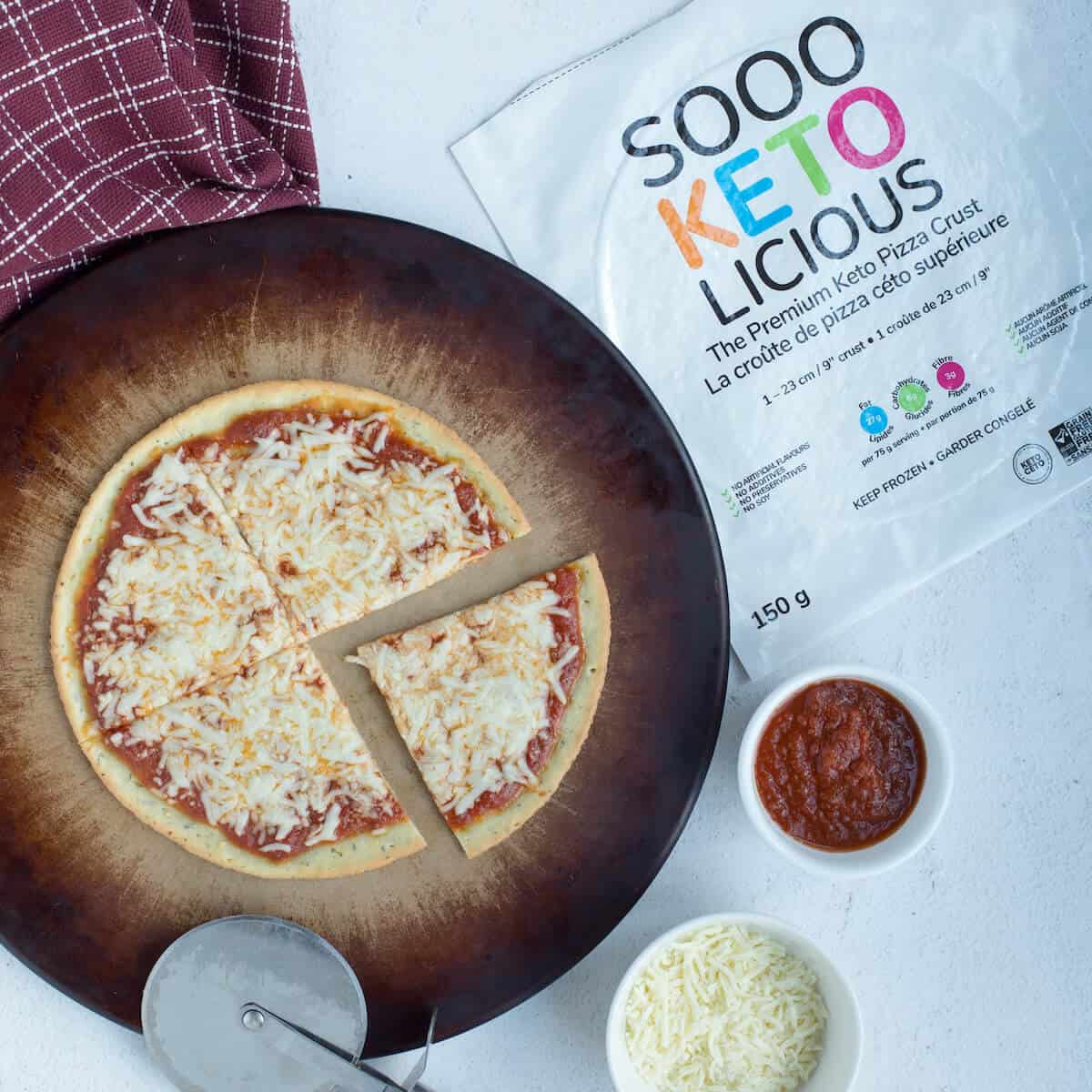 so ketolicious pizza crust