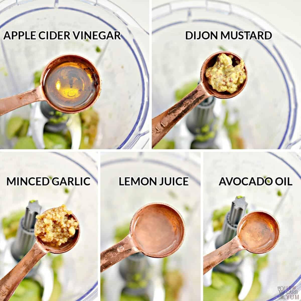 avocado mayo recipe ingredients