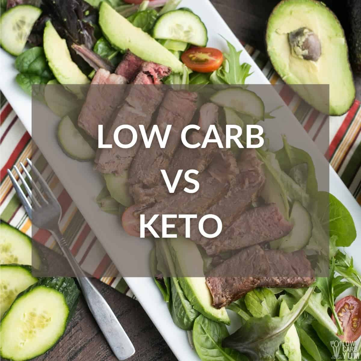 low carb vs keto featured image