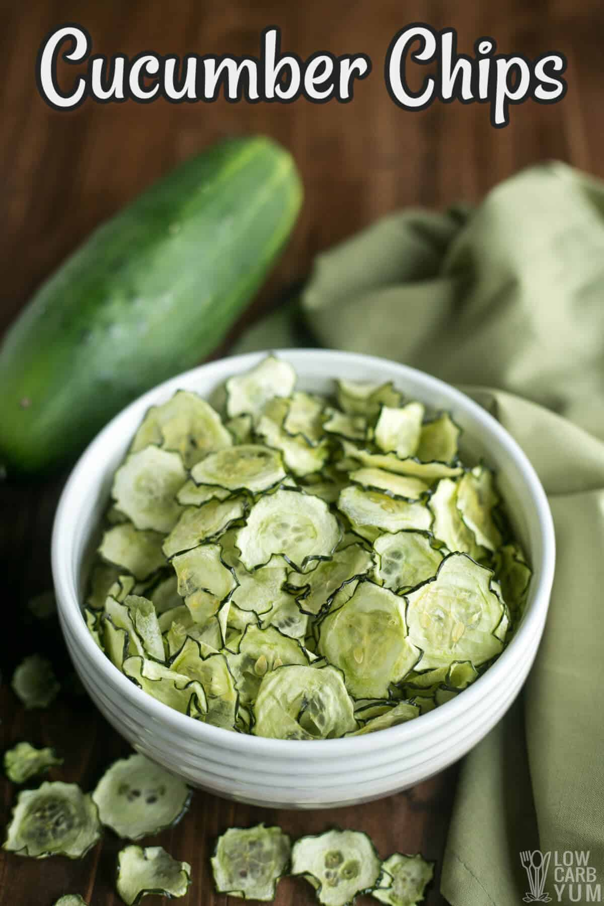cucumber chips cover image