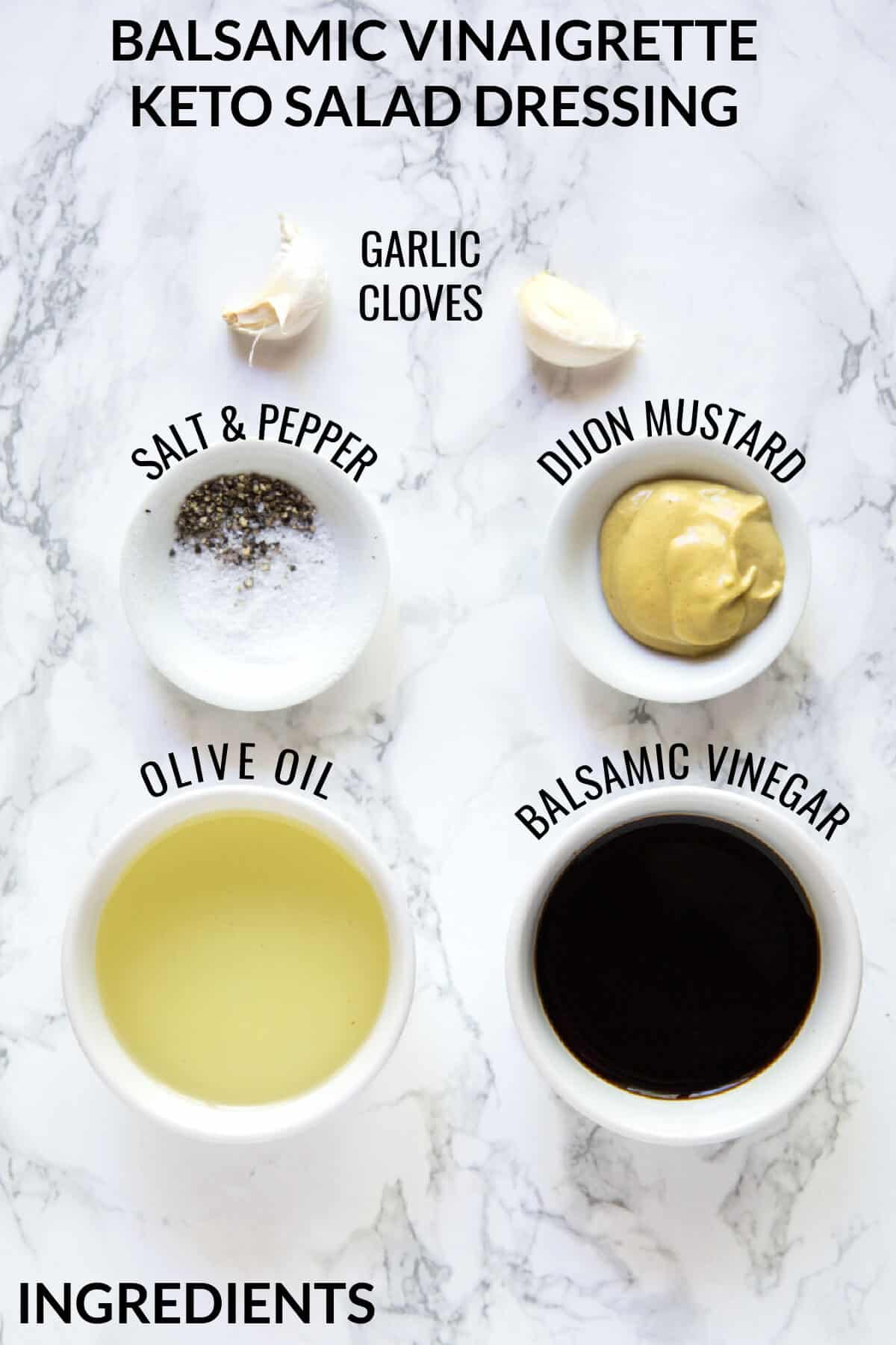 balsamic vinaigrette salad dressing ingredients