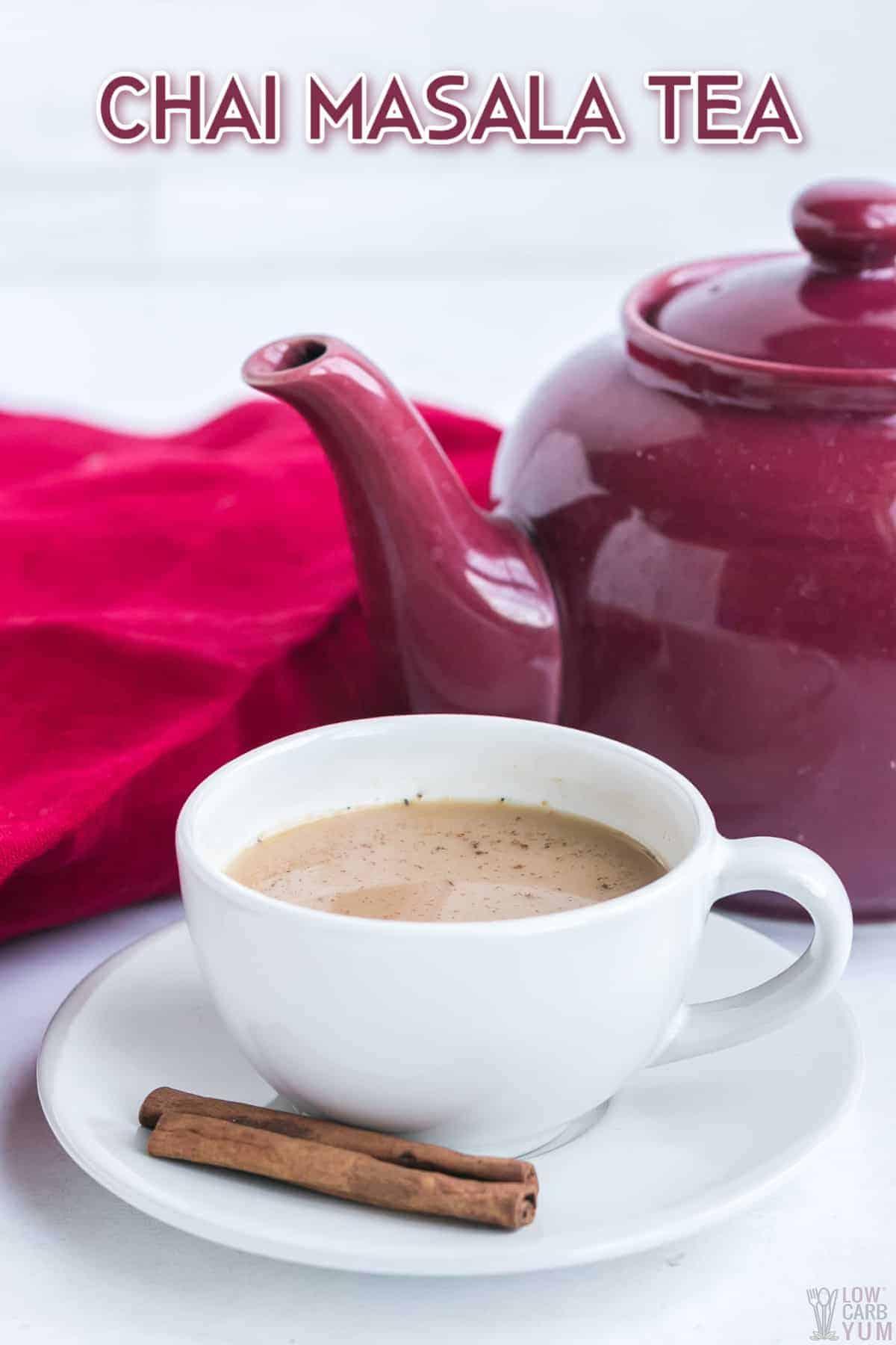 chai masala tea cover image