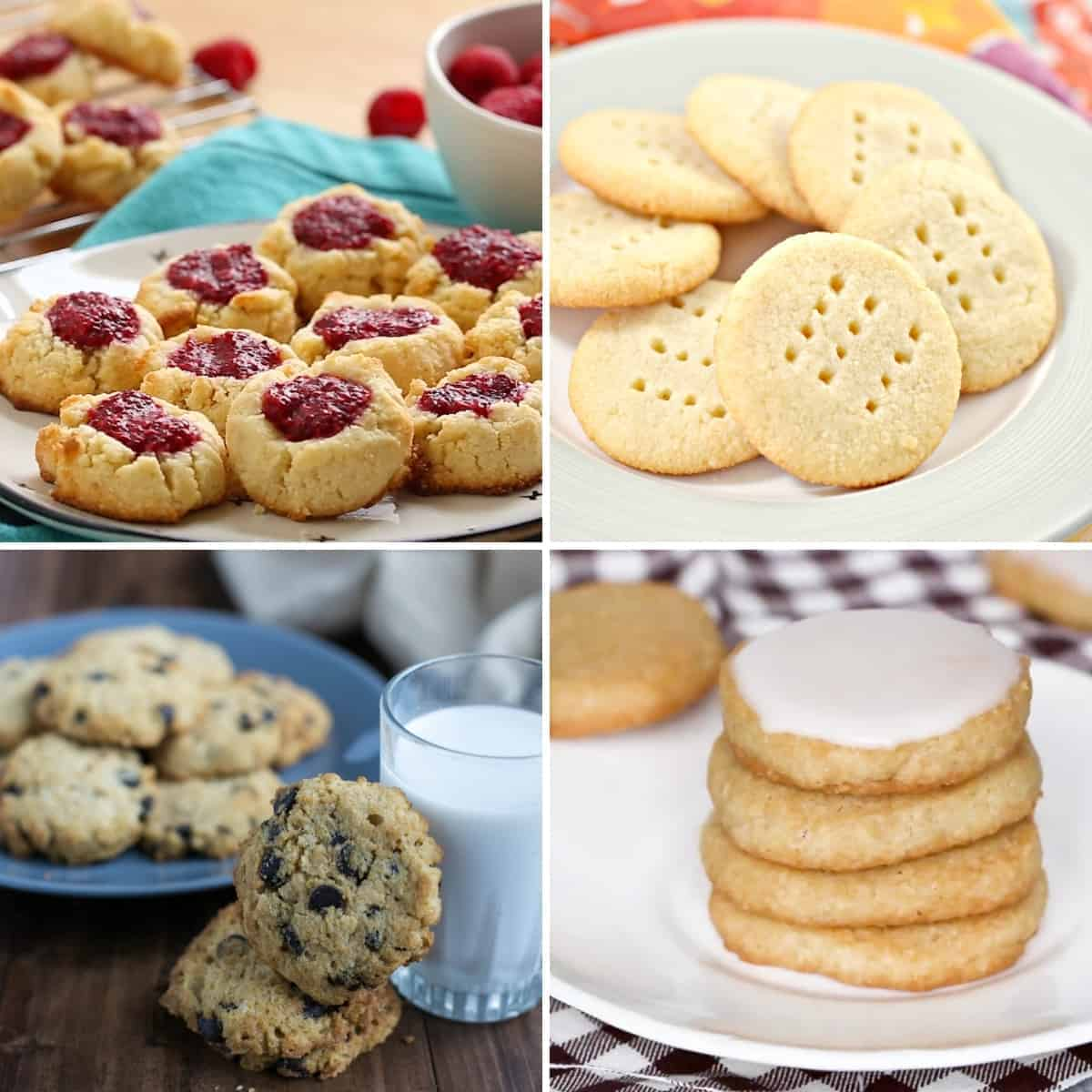 keto cookies featured image