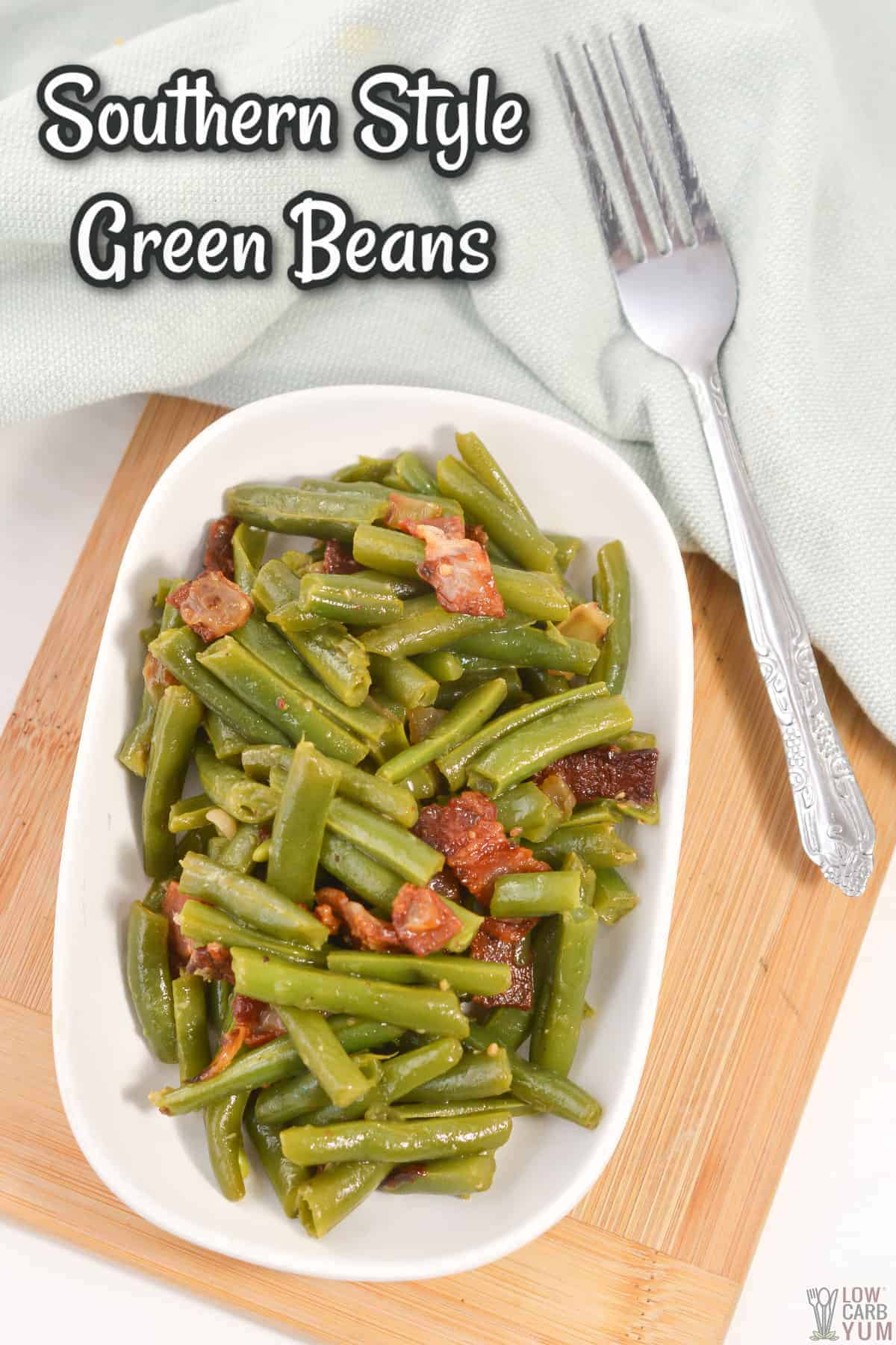 southern style green beans cover image