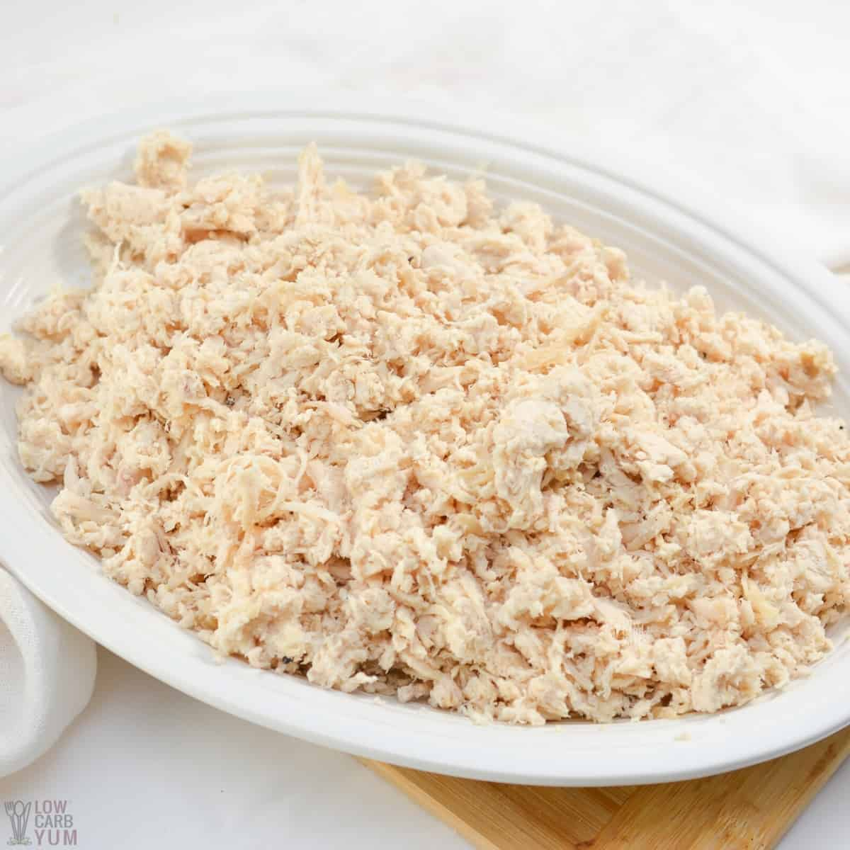 crockpot shredded chicken featured image
