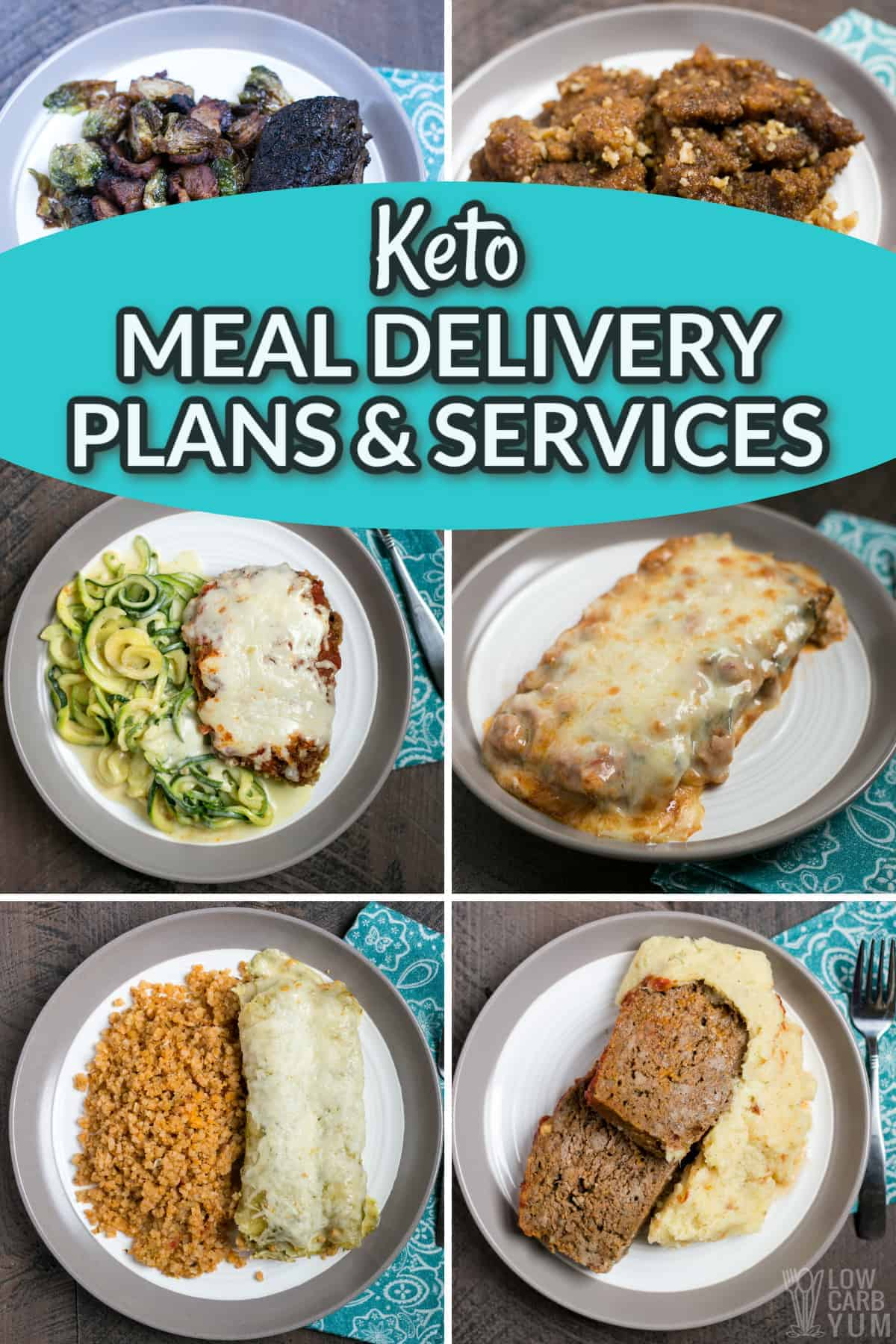 keto meal delivery plans and services cover image