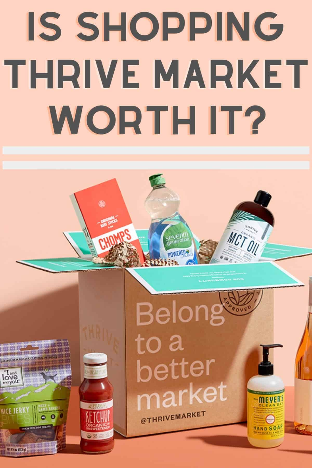 is thrive market worth it cover image