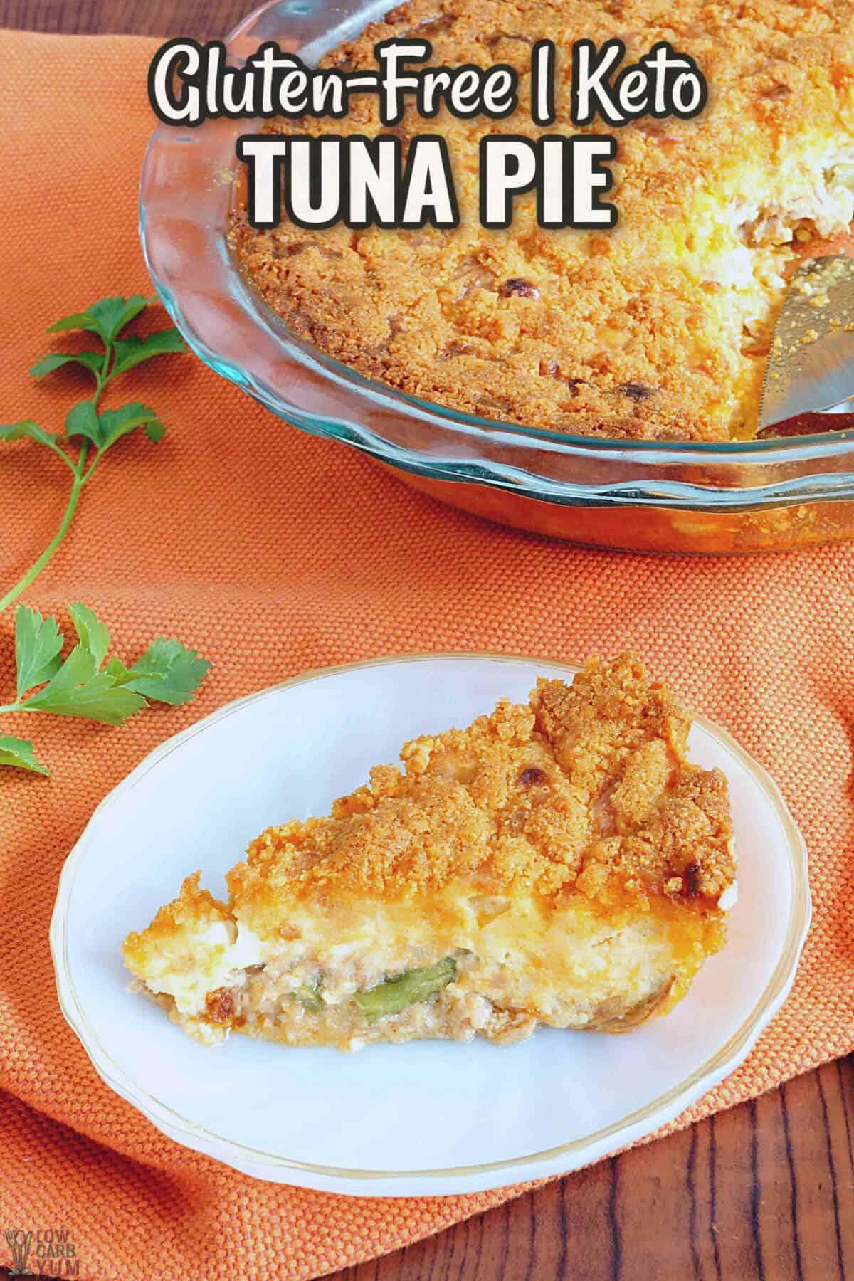 tuna pie cover image