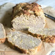yellow squash bread featured image
