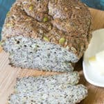 pumpkin seed bread featured image