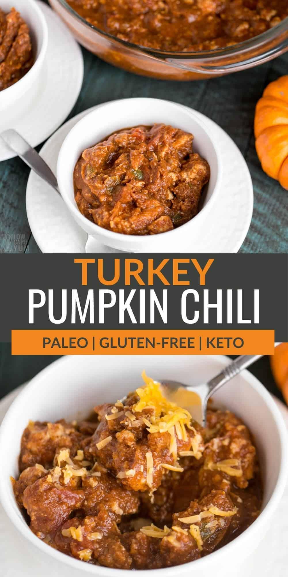 turkey pumpkin chili pinterest image